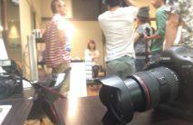 美容室の撮影スキルUP勉強会!! 自分達で上手に撮影出来るようになりたい!