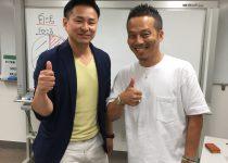 「ナカイの窓」出演の斉藤恵一から学んでおります!